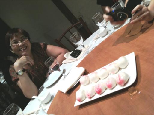 Our Aunty Kim's Birthday Dinner