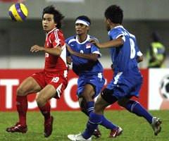 2007 ASEAN Football Championship – Thais & Sing