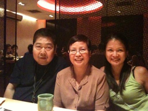 The Momma's Birthday Makan