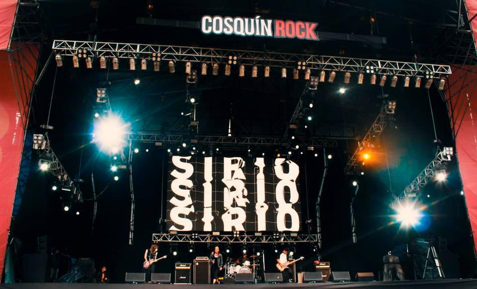 Sirio Cosquin Rock 2018
