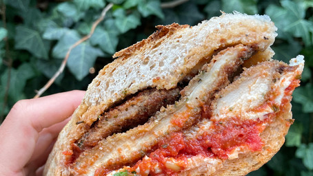 Cutlets Sandwich Co. - Review #17 - (Williamsburg, Brooklyn)