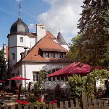 Italienisches Restaurant & Hotel 12 Apostoli am Grunewaldsee - Außenansicht
