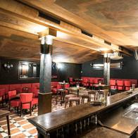 Italienisches Restaurant 12 Apostoli am Pergamonplatz - Innenraum