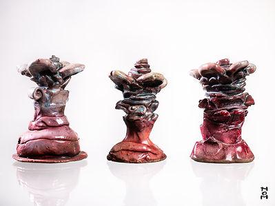 Keramikinė gėlytė