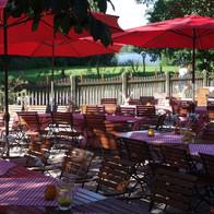 Italienisches Restaurant & Hotel 12 Apostoli am Grunewaldsee - Biergarten