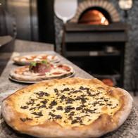 Italienisches Restaurant & Hotel 12 Apostoli am Grunewaldsee - Pizza