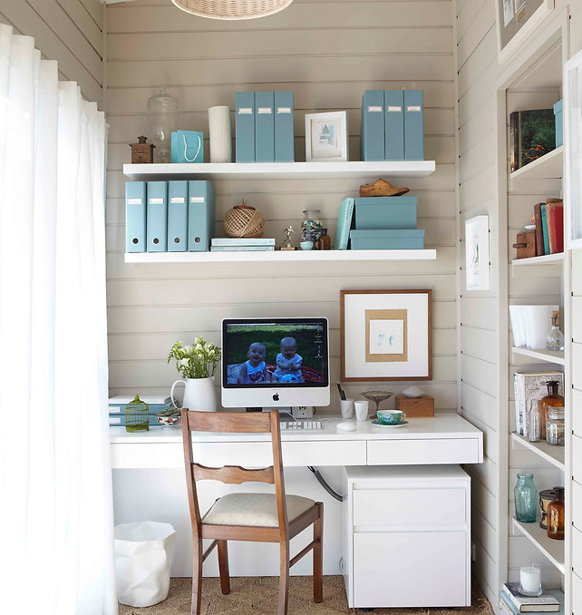 How to fit in a home office