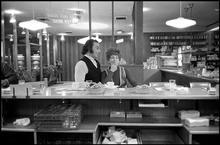 NYC,  Dinner 1978.