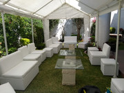 carpas,salas lounge