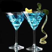 renta de copas martini