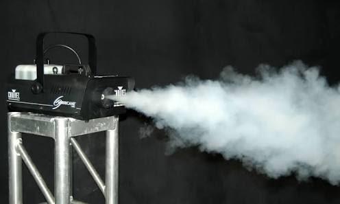 renta y venta de maquina de humo