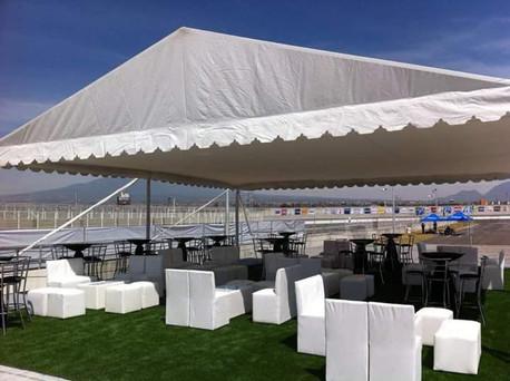 Carpaa y Sala Lounge