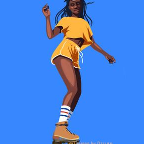 Fashion-Sport-Lifestyle-Illustration