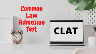 Common Law Admission Test -Eligibility, Online Application, Syllabus, List Of NLU's - CLAT