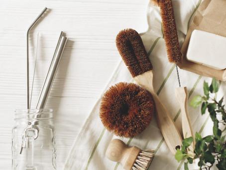 O que é limpeza natural?