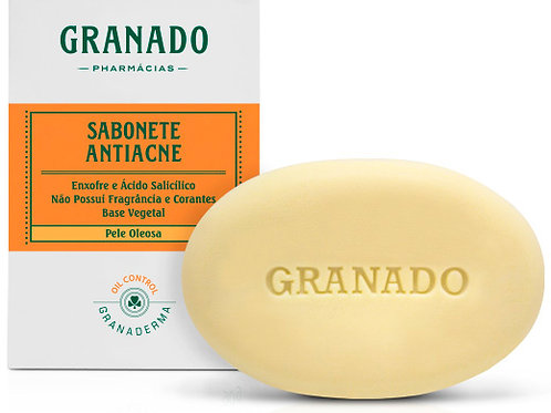 Sabonete Antiacne 90g - GRANADO