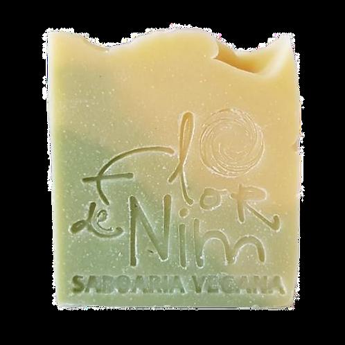 Sabonete de Capim Limão + Limão 100gr. - FLOR DE NIM