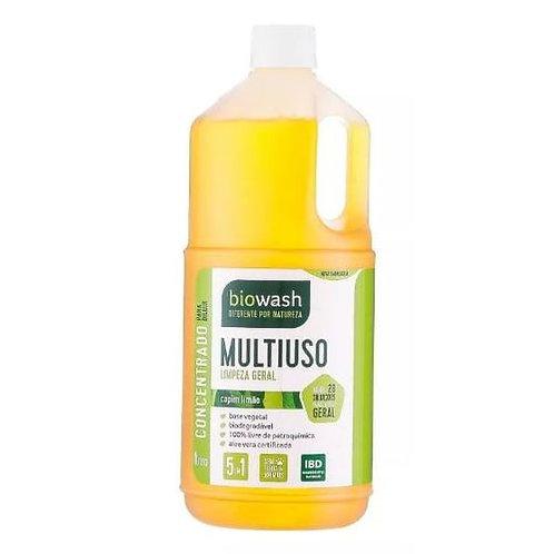 Multiuso Concentrado Capim Limão 1L - BIOWASH