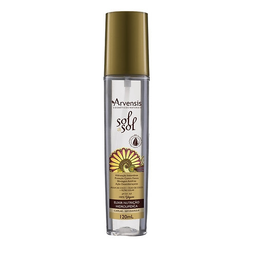 Elixir de Nutrição Hidrolipídica Sol a Sol - ARVENSIS