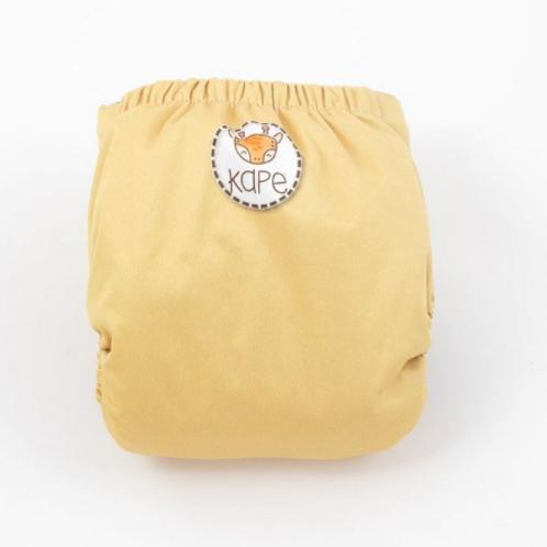 Fralda de piscina amarela