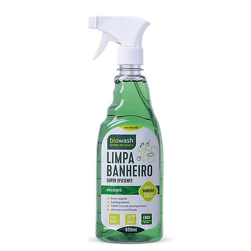 Limpa Banheiro 650ml - BIOWASH
