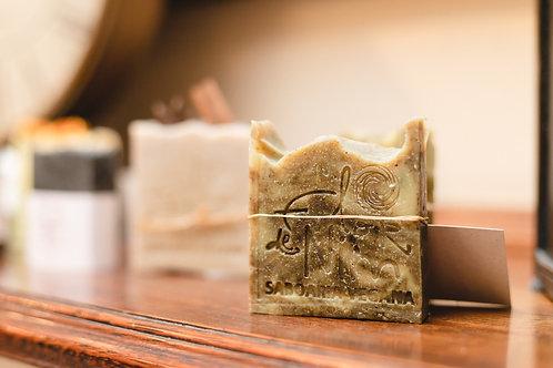 Shampoo sólido de neem com castanha 100gr - FLOR DE NIM