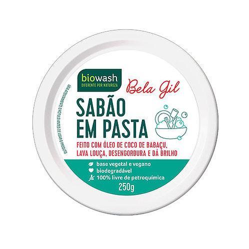 Sabão Em Pasta Bela Gil 250g - BIOWASH