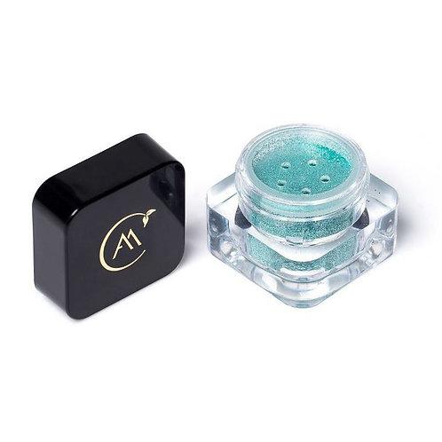 Glitter biodegradável Turquoise - ARIELLE MORIMOTO