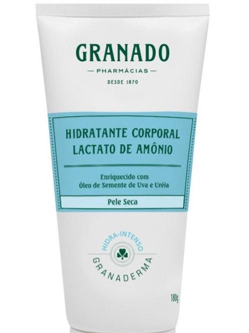 Hidratante Corporal Lactato de Amônio 180g - GRANADO