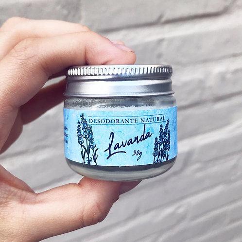 Desodorante Cremoso de Lavanda - FLOR DE NIM