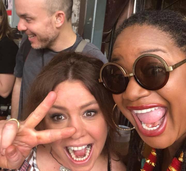 Rachel Ray & Mahogany Dane - SXSW