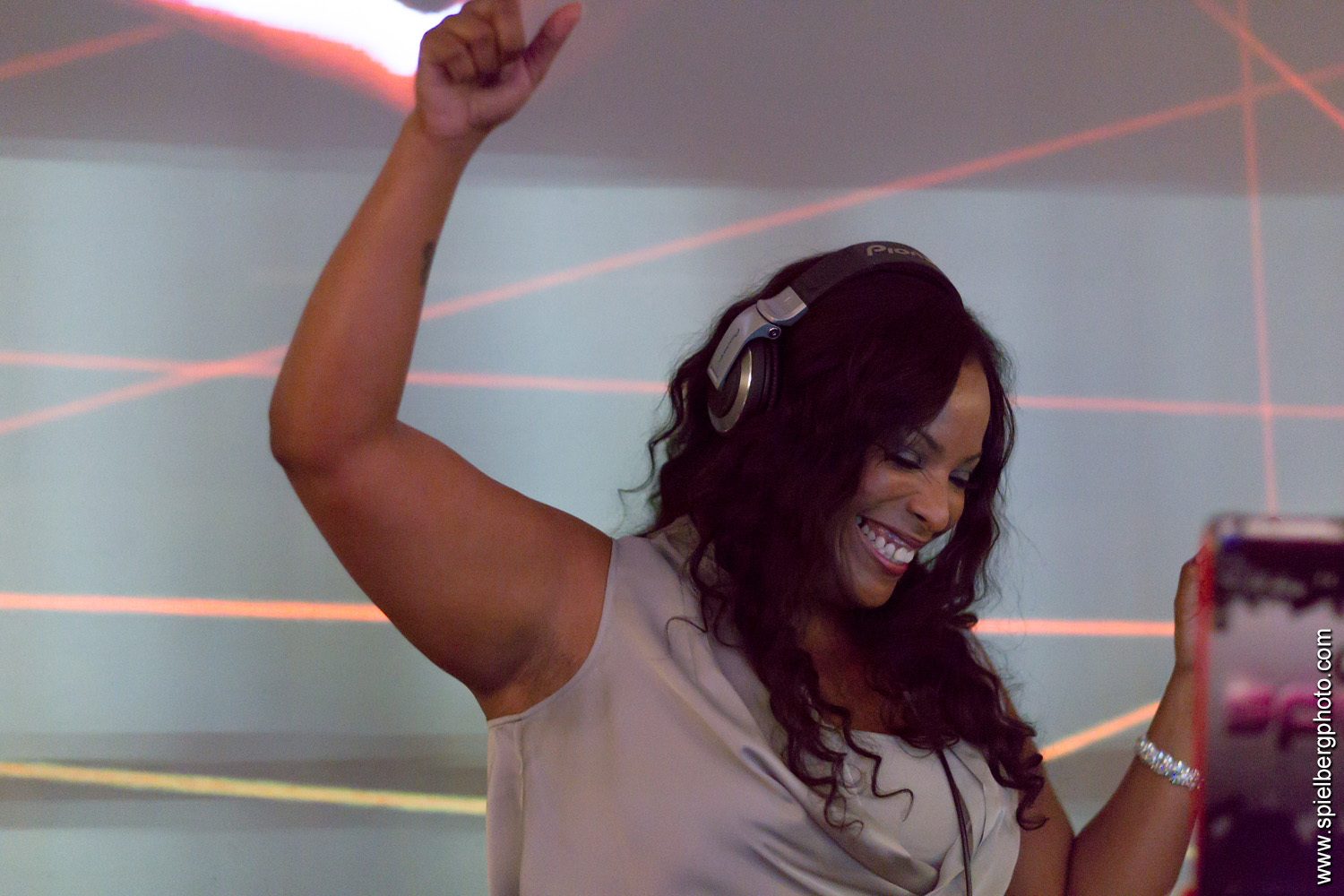 DJ Spinderella of Salt-N-Pepa