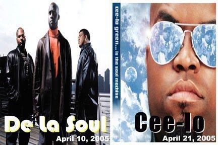DE LA SOUL / CEE-LO - 2005