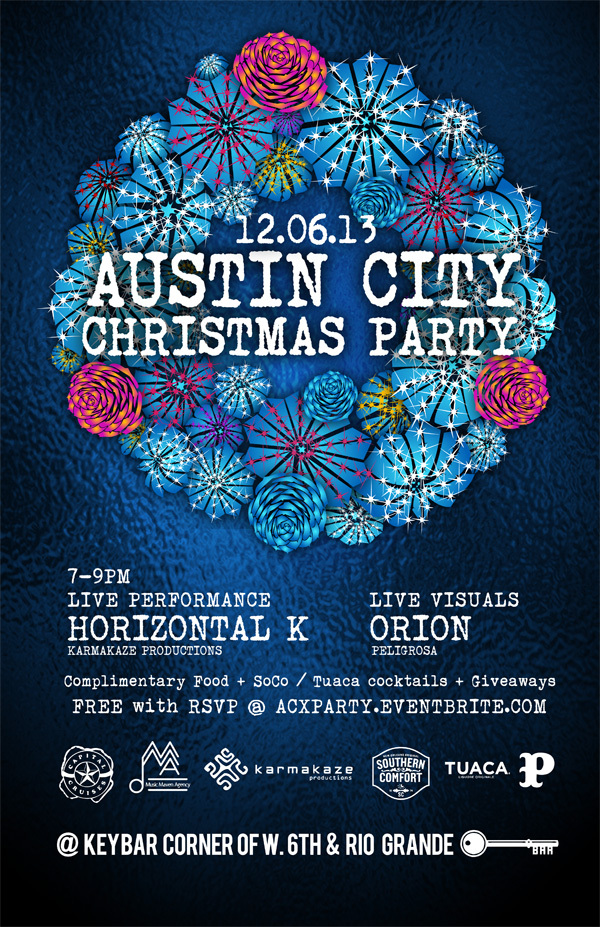 AUSTIN CITY CHRISTMAS - DEC 2013
