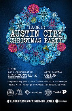 AUSTIN CITY CHRISTMAS - DEC 2013