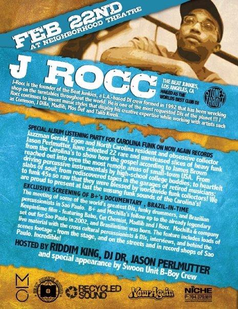 J-ROCC - 2006, Charlotte, NC