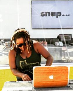 DJ MAHOGANYDANE _ SNAP KITCHEN - ACL 16.