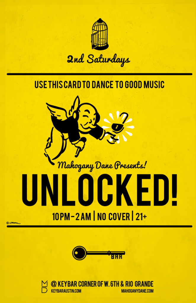 UNLOCKED @ KEY BAR - ATX