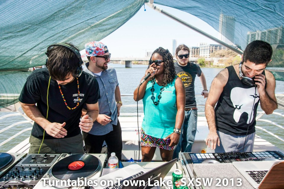All Star DJs @ Turntables on Town Lake