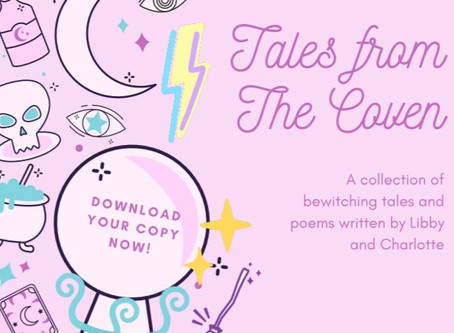 'Tales From The Coven' told by Desensitised
