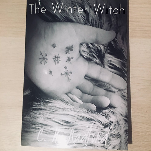 'The Winter Witch' booklet