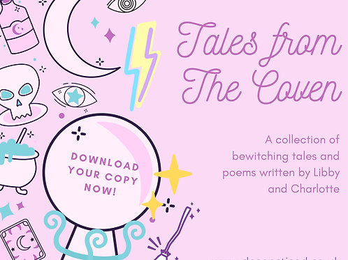 'Tales from the Coven' Digital E-book