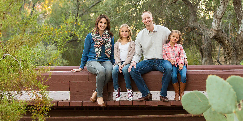 Family Sessions - DC Ranch in Scottsdale