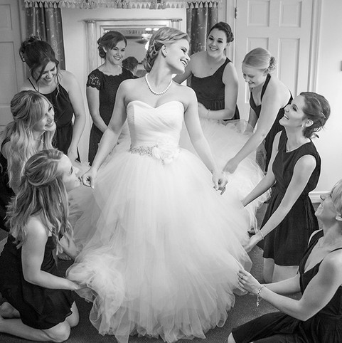 annelise photography jensen wedding dres
