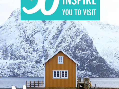 30 Photos To Inspire You To Visit NORWAY