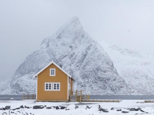 Exploring The Lofoten Islands in Norway