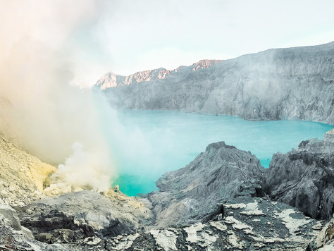 Mount Ijen, Indonesia