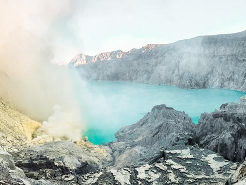 Mount Ijen, Indonesia