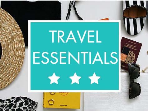 Travel Essentials To Keep In Mind