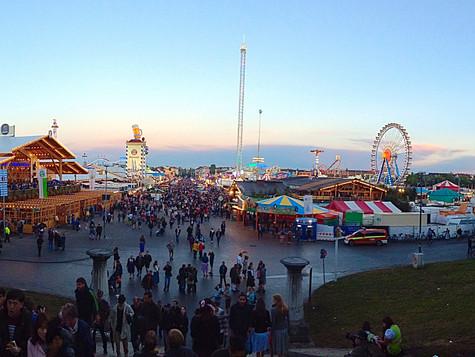Oktoberfest - worldest largest volksfest!